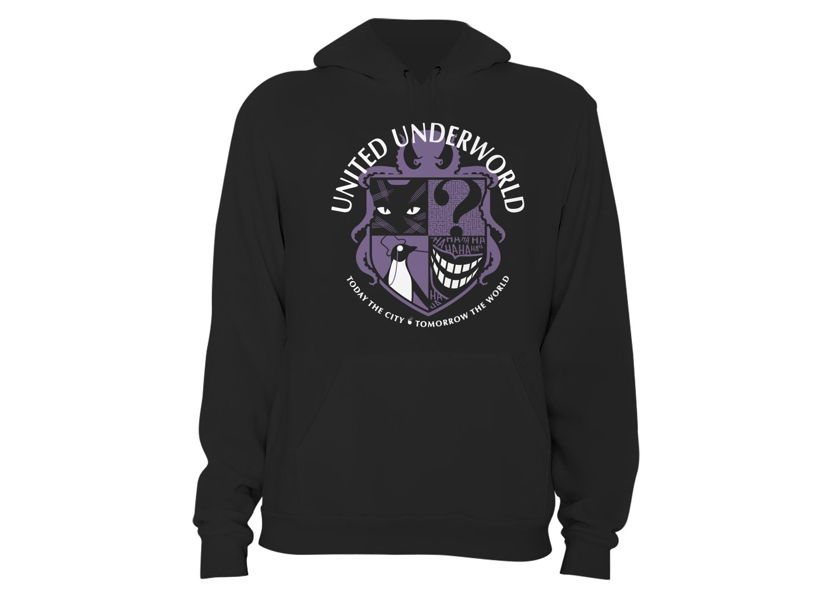 United Underworld on Hoodie