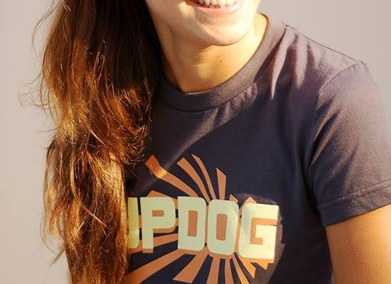 Updog on Juniors T-Shirt
