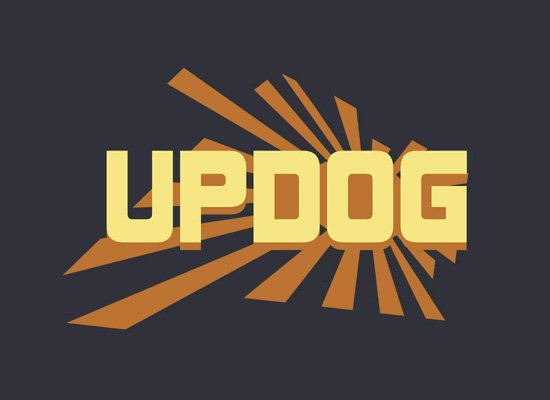 Updog on Mens T-Shirt