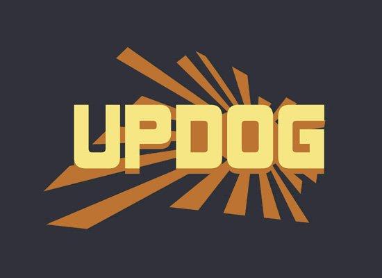 Updog on Mens T-Shirt