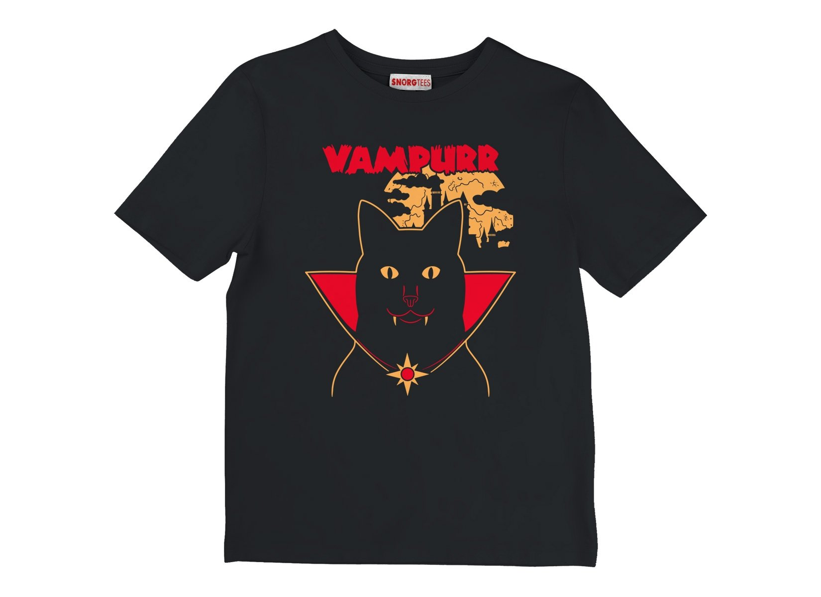 Vampurr on Kids T-Shirt