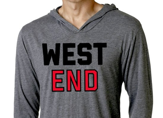 West End on Hoodie