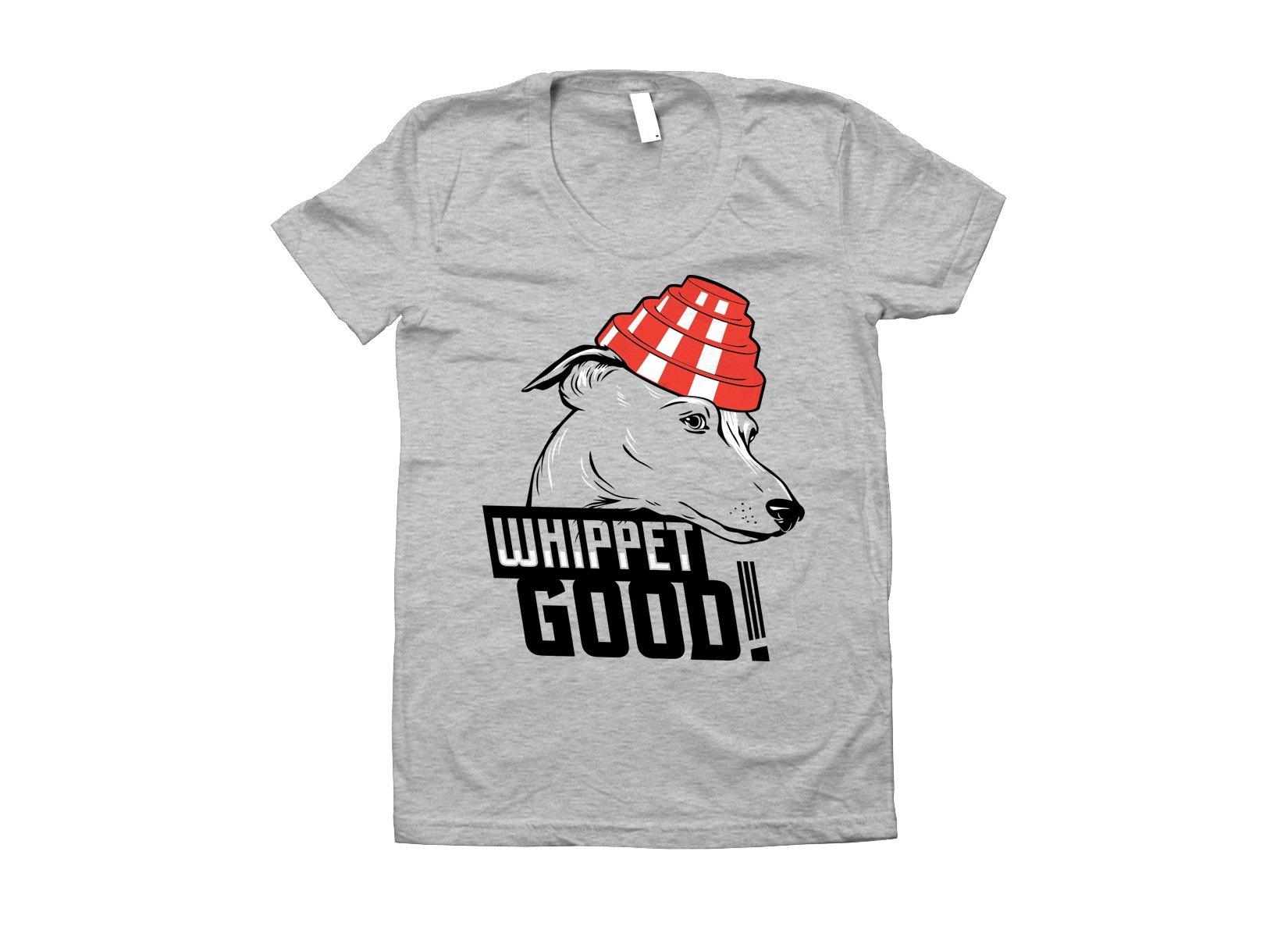 Whippet Good! on Juniors T-Shirt