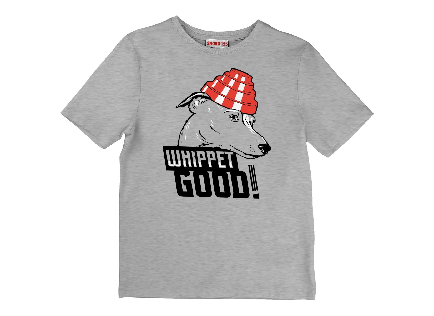 Whippet Good! on Kids T-Shirt