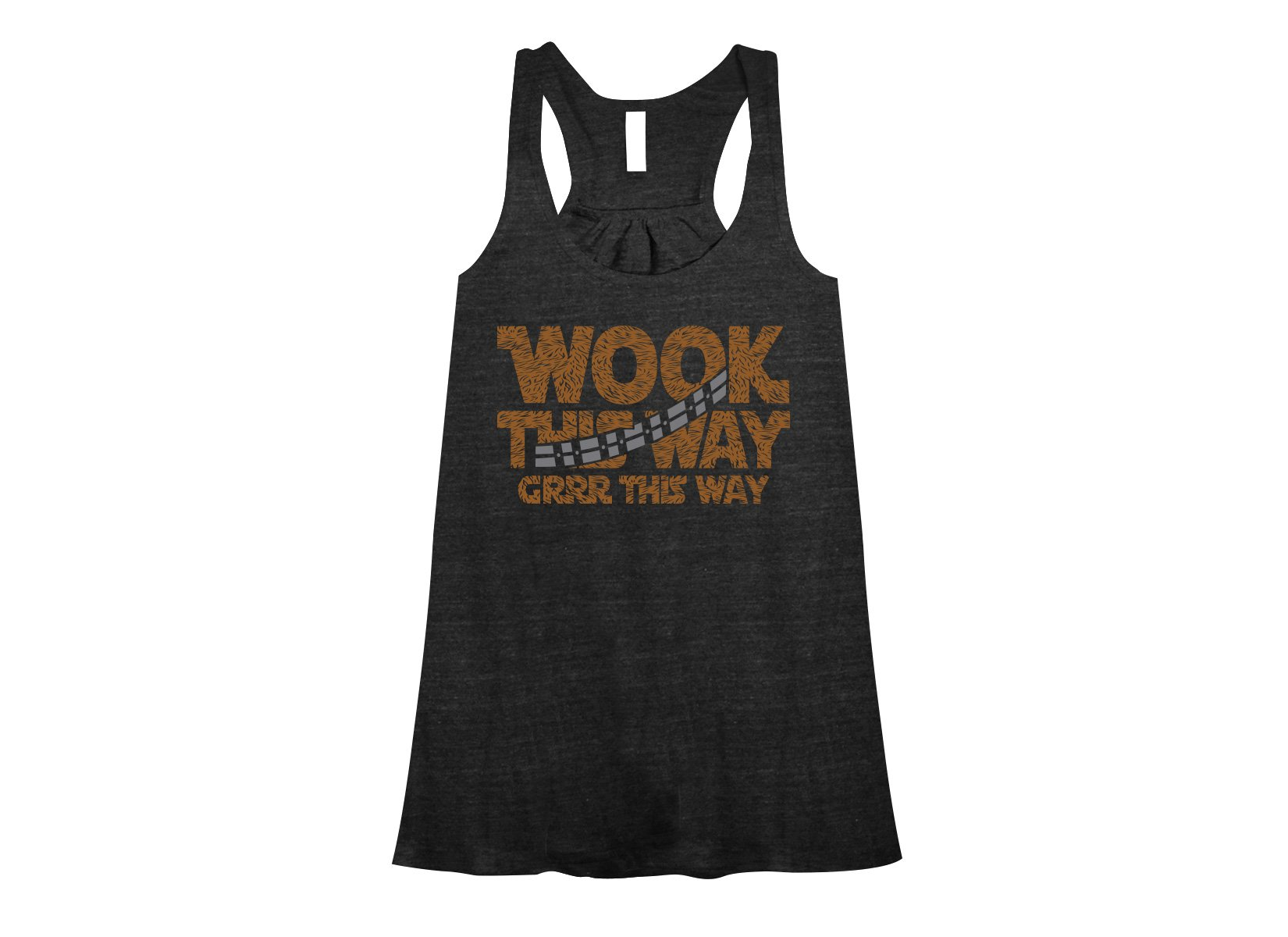Wook This Way on Womens Tanks T-Shirt