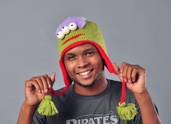 Al The Alien Hat