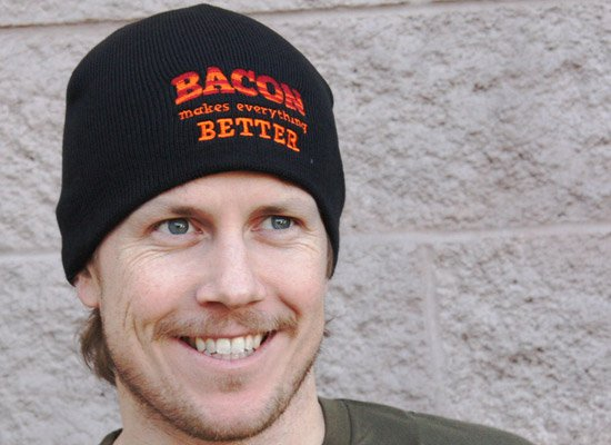 Bacon Makes Everything Better Beanie