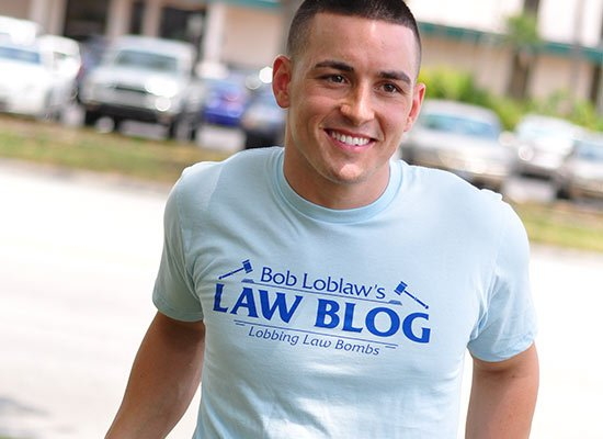 Bob Loblaw's Law Blog