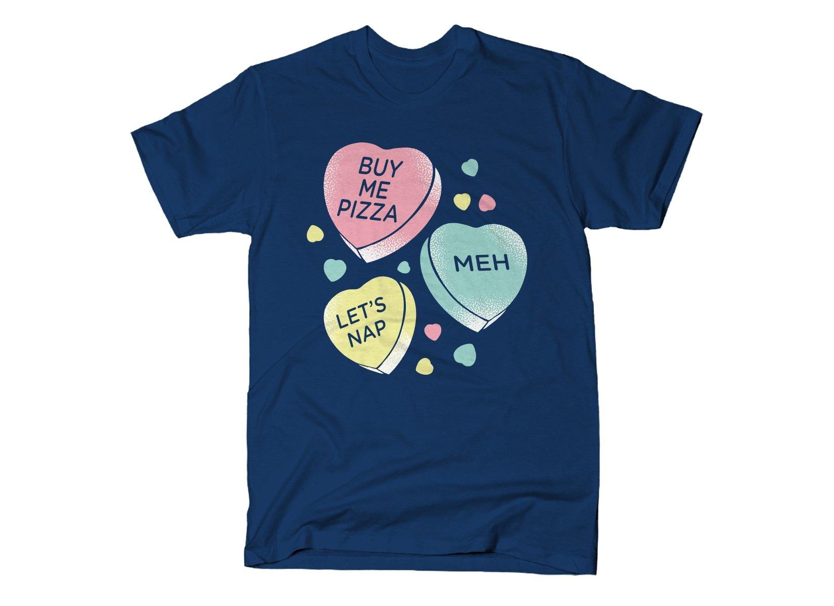 7a3f3a276 Candy Hearts T-Shirt | SnorgTees