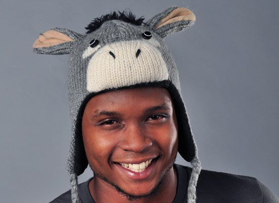 Dwayne The Donkey Hat