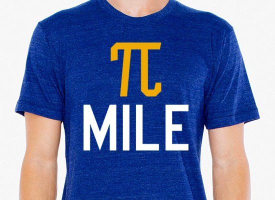 The Pi Mile