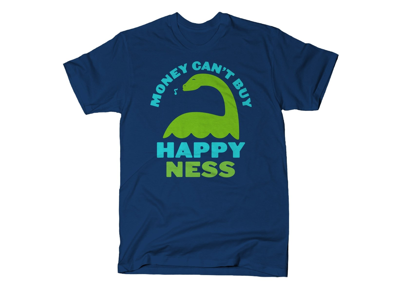 Money Can't Buy Happy Ness
