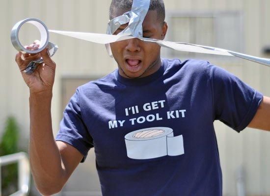 I'll Get My Tool Kit