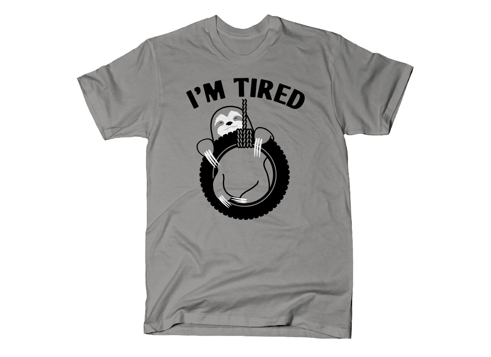 I'm Tired Sloth