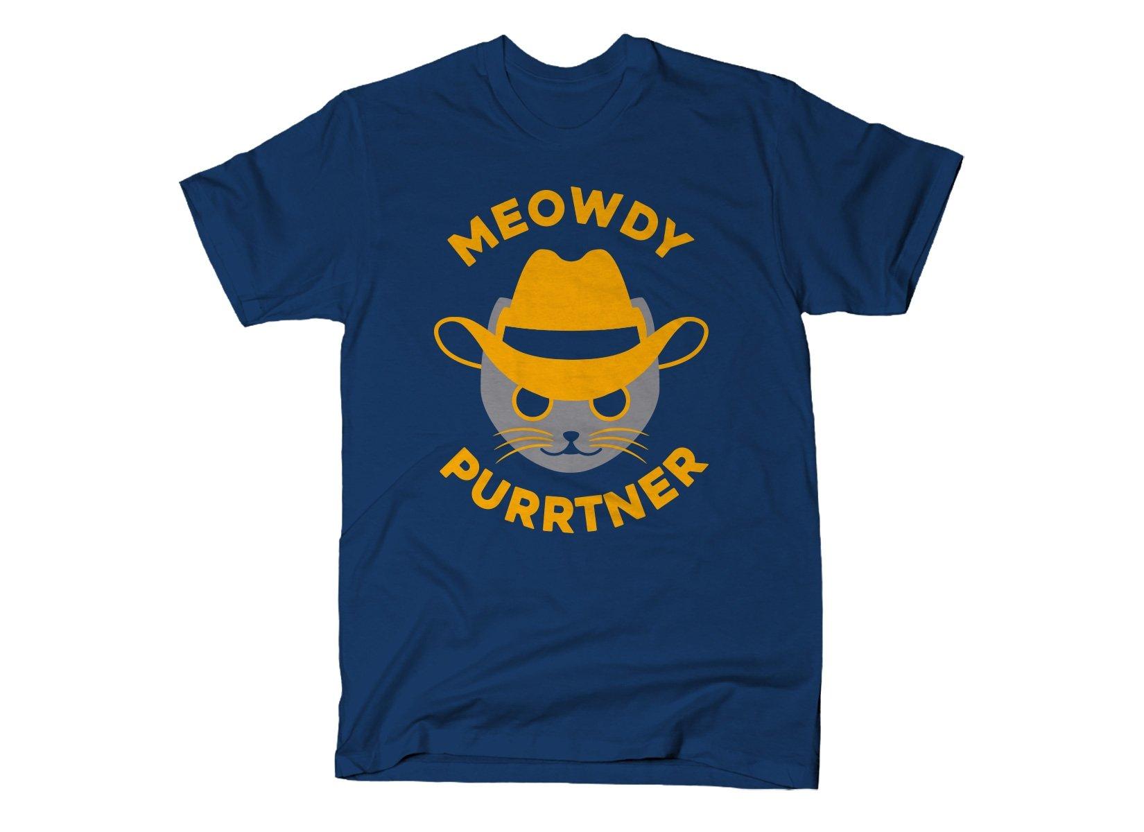 Meowdy Purrtner