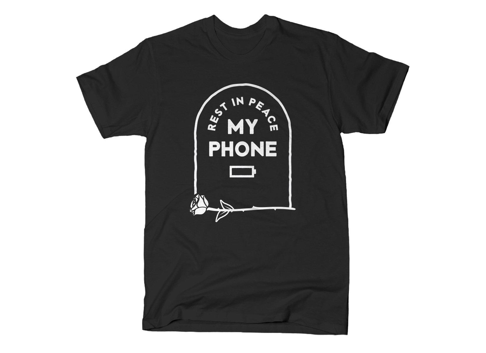 RIP My Phone