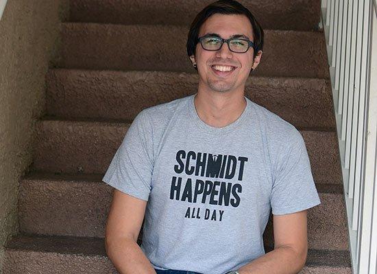Schmidt Happens All Day