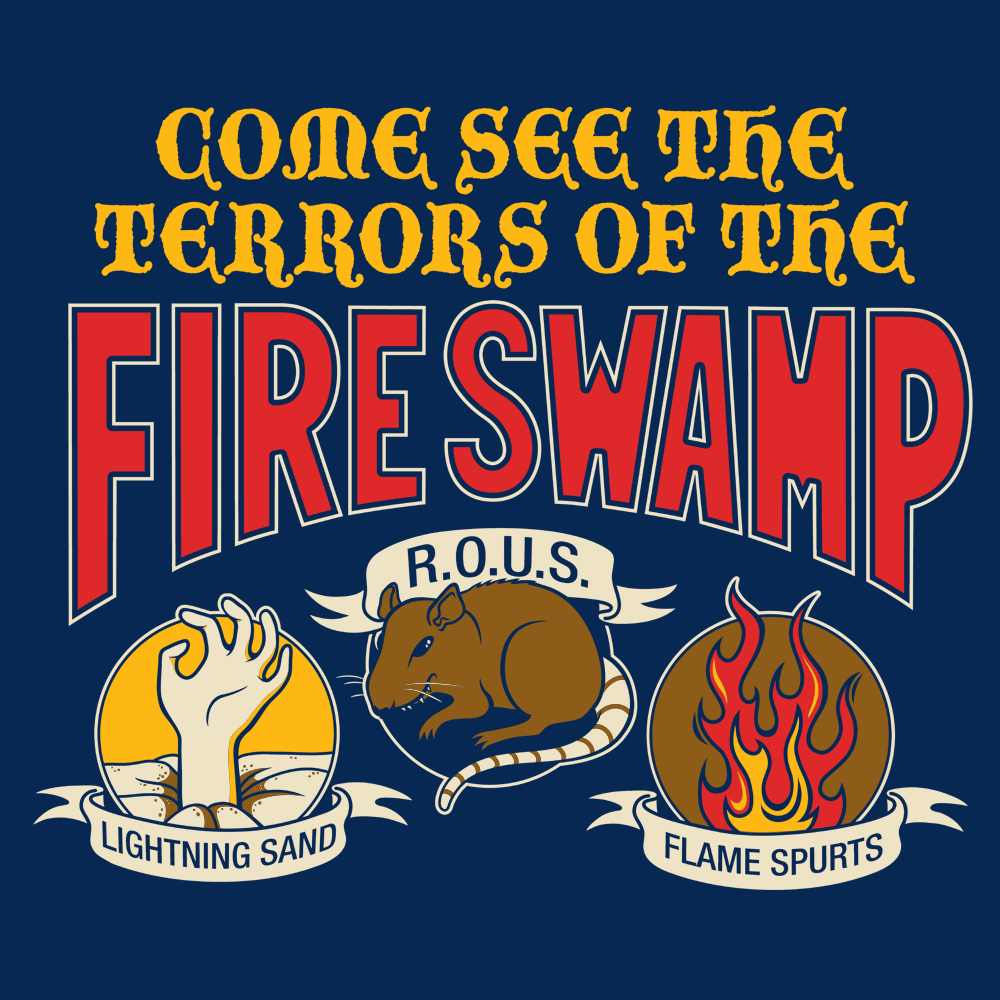 The Fire Swamp