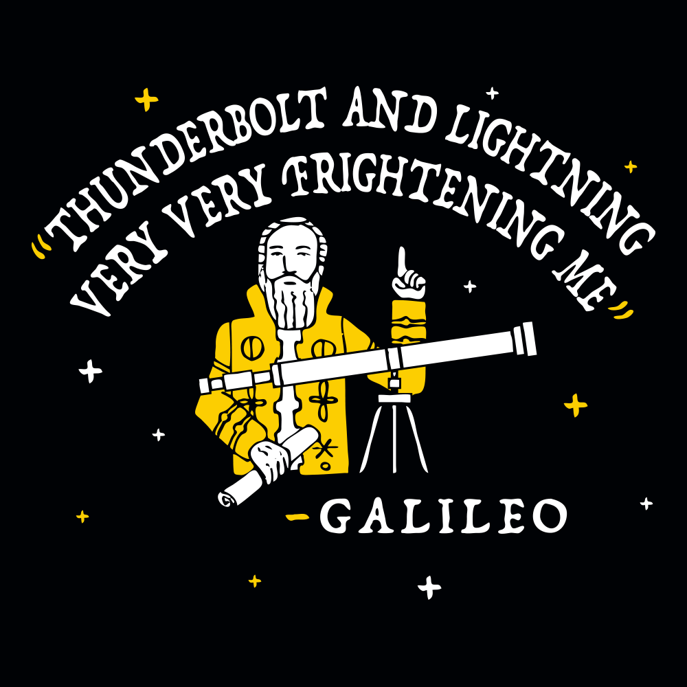 Thunderbolt And Lightning