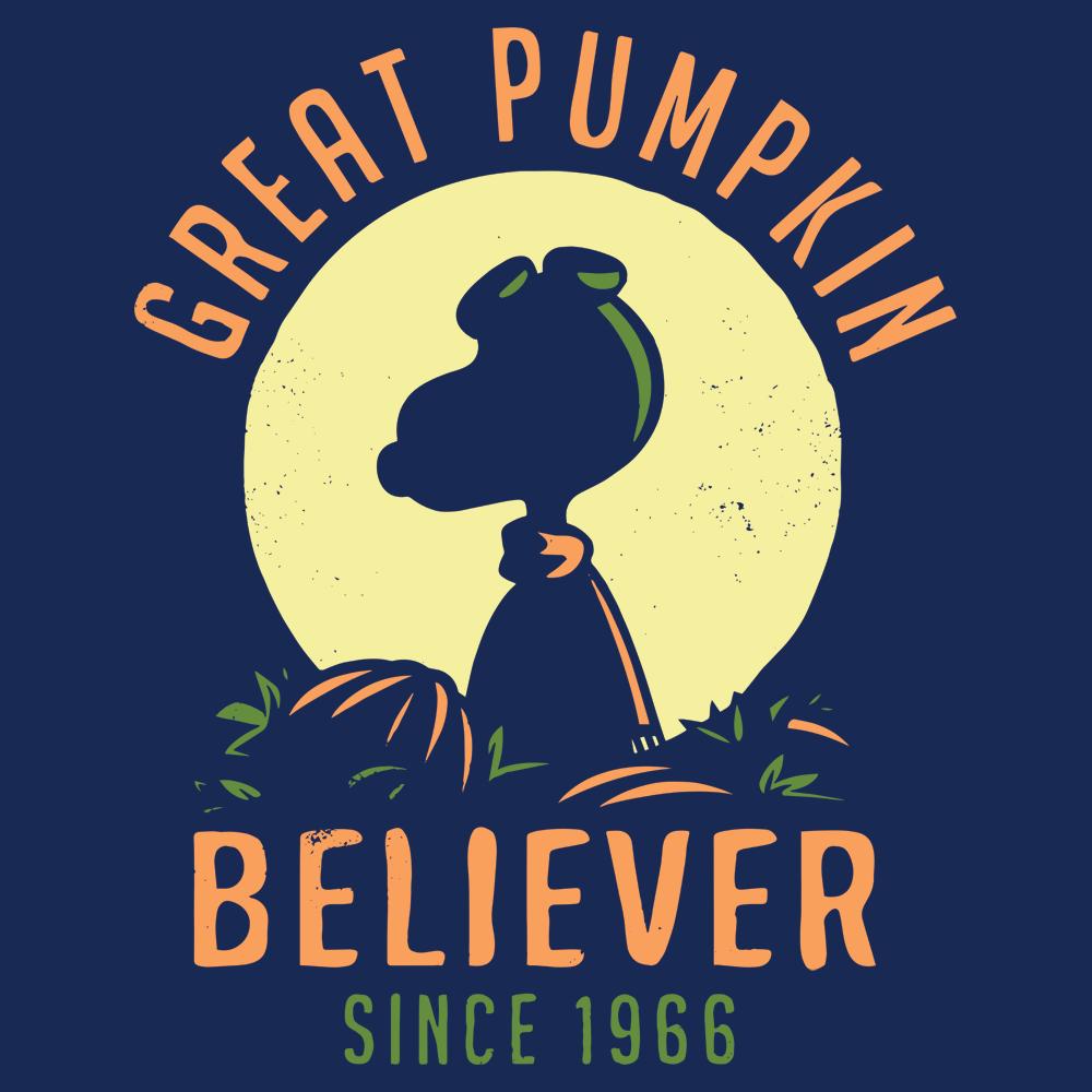 Great Pumpkin Believer