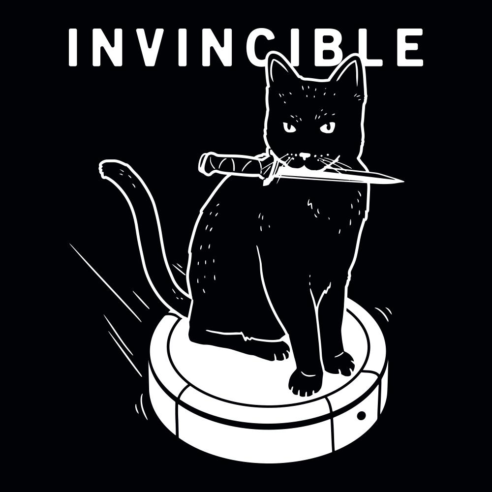 Invincible Cat