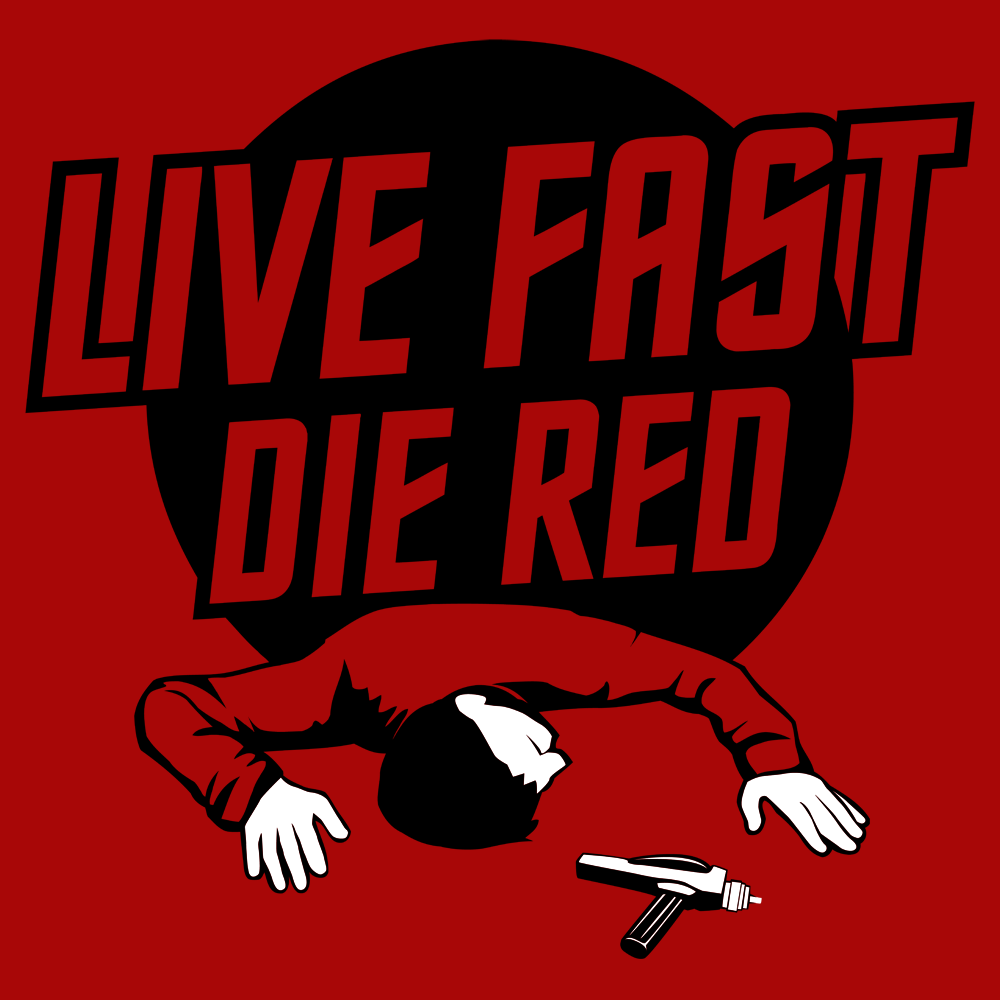 Live Fast Die Red