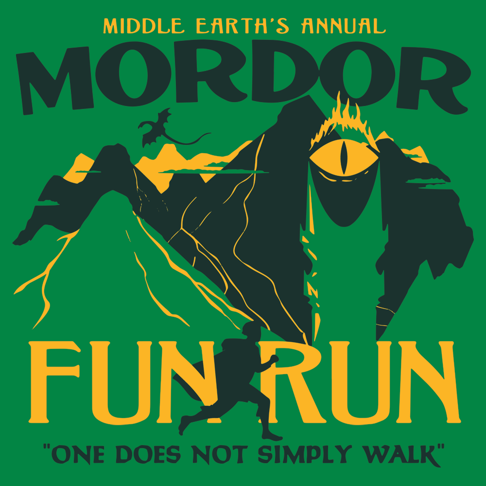Mordor Fun Run