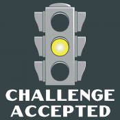 Challenge Accepted Stoplight