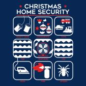 Christmas Home Security