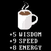 Coffee Plus To Stats
