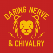 Daring, Nerve, And Chivalry