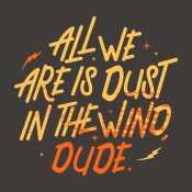 All We Are Is Dust In The Wind, Dude