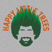 Happy Little Trees