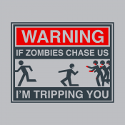 If Zombies Chase Us