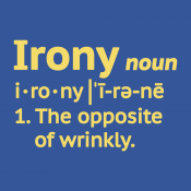 Irony Definition