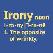 Irony Definition