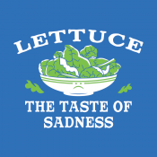 Lettuce, The Taste Of Sadness