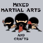 Mixed Martial Arts and Crafts