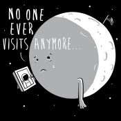 No One Ever Visits Anymore
