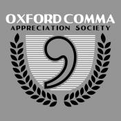 Oxford Comma Appreciation Society