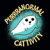 Purrranormal Cattivity