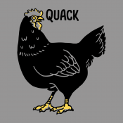 Quack Bird