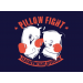 Pillow Fight, Featherweight Division on Mens T-Shirt