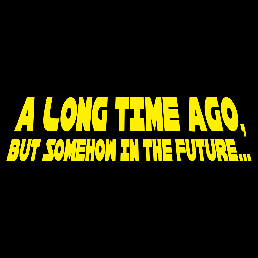 MONSTER DAD: Star Wars Plus 40 Years