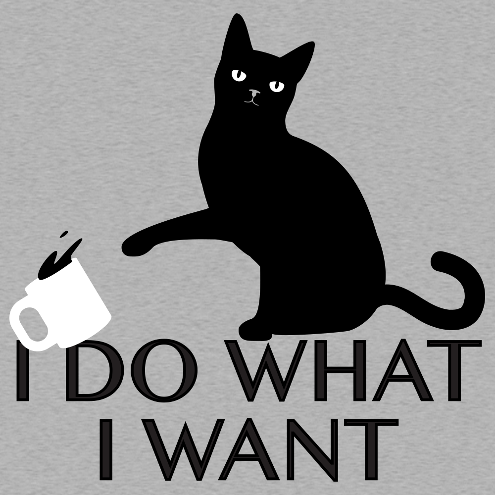 I Do What I Want T Shirt Snorgtees
