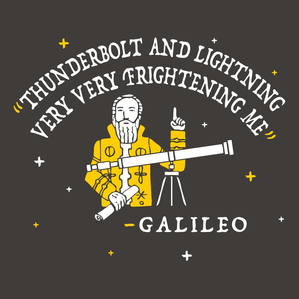 895d38b4 Thunderbolt And Lightning T-Shirt | SnorgTees