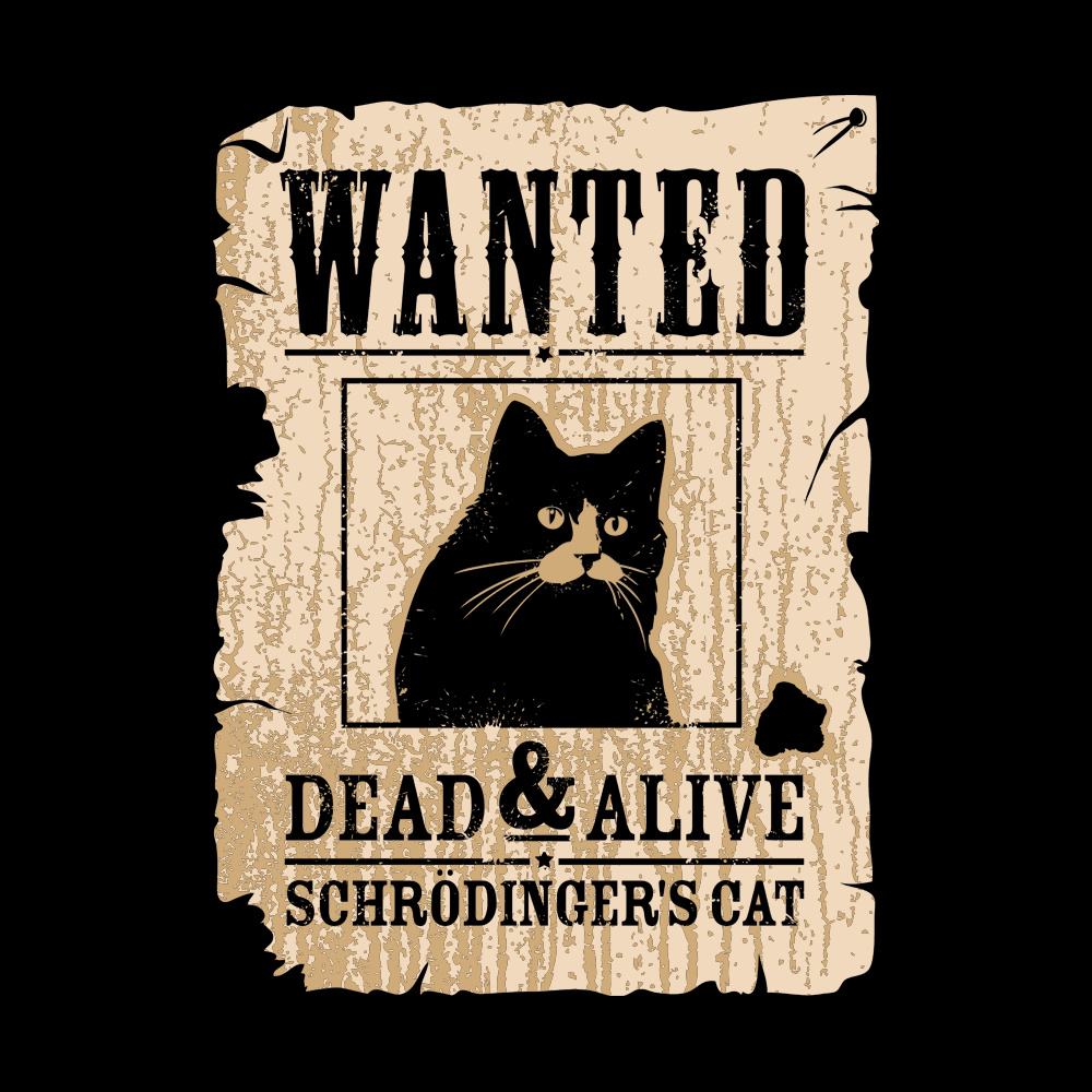 Is Schrodinger S Cat Alive Or Dead