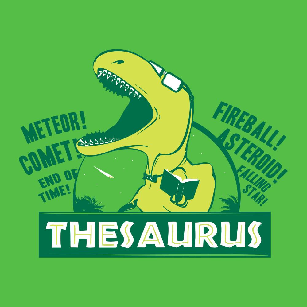 Thesaurus T-Shirt | SnorgTees