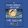 13th Doctor Is In artwork