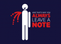 Always Leave A Note artwork